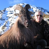 Hunting Tahr in Mountains