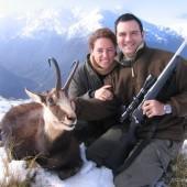 Alpine Chamois Hunts